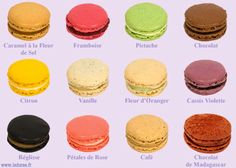 Laduree made all of the desserts for the Marie Anoinette movie. They're famous for their macaroons.