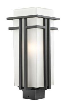 Z-Lite 550PHB-ORBZ Outdoor Post Light