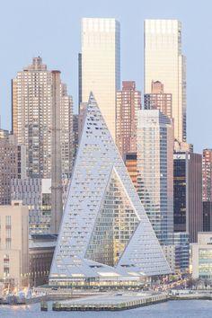 Via 57 West via kazu721010 - New York City Feelings