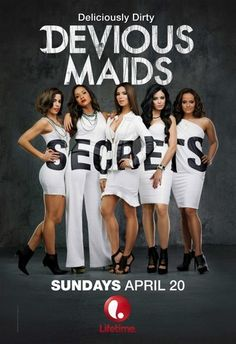 Devious Maids Season 2. addicted to the show!
