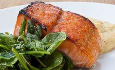 Daily Dinner Idea Honey Ginger Salmon   TheNest.com