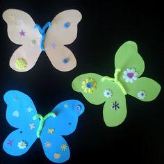 Sewes: Barnpyssel Vårfjärilar
