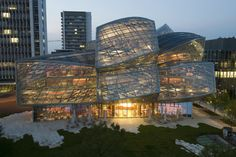 Frank O. Gehry-Novartis Campus-Basel | mapolis | Architektur – das Onlinemagazin für Architektur