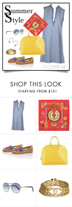 Summer Style by snobswap on Polyvore