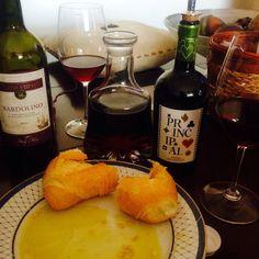 Vinho Italiano e Azeite Portugues!