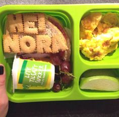 Matpakker ombord - DIY