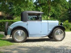 1929 Rosengart Coupe Spider (docters coupe) LR 2