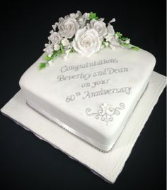 ideas for 60th anniversary cakes - Bing Images