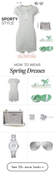 """Good Morning Spring"" by jenily on Polyvore featuring Moncler, Love Moschino, Rochas, Harry Kotlar, Christian Dior and Michael Kors"