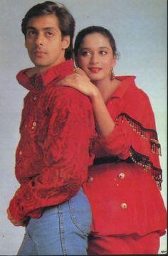 Blast From The Past - Salman khan & Madhuri Dixit on the cover of Filmfare (Plus Photoshoot) | PINKVILLA