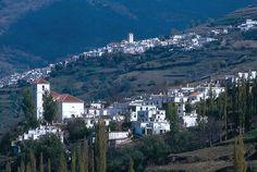 Bubión y Capileira - Alpujarra / Granada.Debes conocer estos pueblos , son únicos.