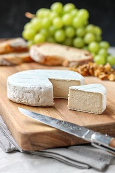 Vegan Aged Camembert