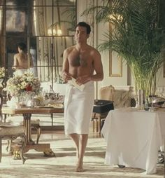 Clive Owen..now all we need is a little towel slip ;p