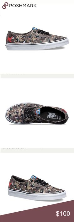 9ee2455404 Nintendo Vans Duck Hunter These are brand new and selling out fast. Size  7.5 men s