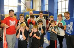 The newly-opened Jennings Gym has proved to be a real hit with youngsters in the area.