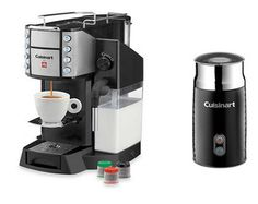 Win: Cuisinart Espresso Machine and Milk Frother Canadian Contests, Expresso, Drip Coffee Maker, Espresso Machine, Two By Two, Milk, Things To Come, October 20, 10 Days