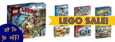 30% Off LEGO Set Sale – As Low As $4.97!