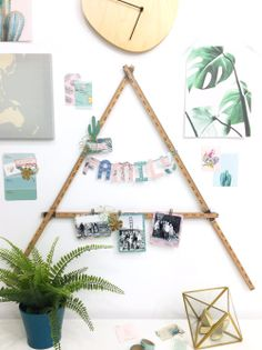 Home Office Decor by Aly Dosdall for We R Memory Keepers