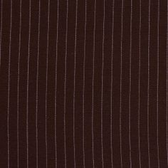 This is a medium weight, slightly stiff, wool suiting with a woven pin stripe.