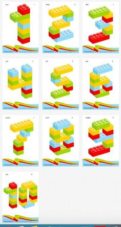 LEGO Math from Smarty Buddy Apps and Books! - Smarty Buddy - Gifted and Talented Kids - LEGO Math from Smarty Buddy Apps and Books! Lego Duplo, Lego Math, Lego Minecraft, Lego Themed Party, Lego Birthday Party, Lego Birthday Invitations, Birthday Cake, Lego Activities, Preschool Activities