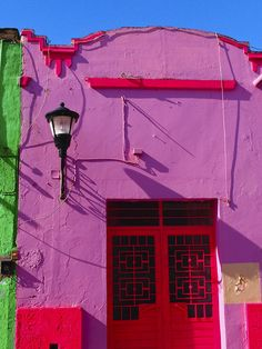 ✯ Mexico- It's a Colorful Place!