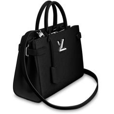 Discover Louis Vuitton Twist Tote: Get ready to turn heads with this totally on-trend Twist Tote and its perfect combination of modern lines and luxurious deta…