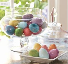 Image detail for -Pinterest Finds: Easter Decorations, Table, Easter Tree -