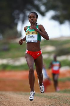 Genzebe Dibaba Photo - 37th IAAF World Cross Country Championship