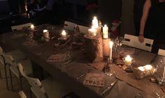 Table Decorations, Furniture, Home Decor, Christmas Wood, Decoration Home, Room Decor, Home Furnishings, Arredamento, Dinner Table Decorations