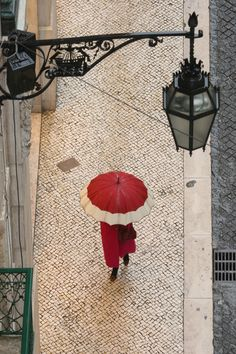 A rainy day in Lisbon