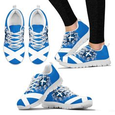2a31ad96c48f92 Scotland National Thistle Rugby World Cup Men s   Women s Sneakers (Shoes)  Nn9