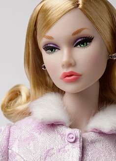 Lilac Frost Poppy Parker by think_pink1265, via Flickr