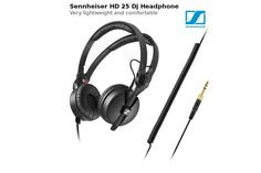 In this Sennheiser HD 25 Review, we discussed Specs, Features, Design, Compared with Sennheiser HD 25 Light