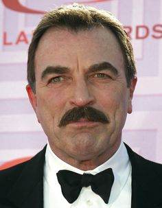In honor of the hirsute charity movement Movember, NewsFeed presents the 12 greatest 'staches in history. Mustache Men, Moustache, Tom Selleck Mustache, Famous Mustaches, Movember, Blue Bloods, Good Looking Men, My Guy, Classic Hollywood