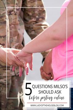 5 Questions Every MilSo Should Ask before Posting Online