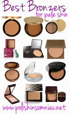 The Green Freak: Pursuing Safer, Healthier Beauty Products: More Bronzers!