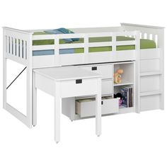 slat system, mattress ready!!     Shop NE Kids Loft Beds at Wayfair for a zillion options to meet your unique style and budget. Get Free Shipping on most stuff, even big stuff.