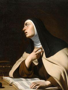 Happy Memorial of St Teresa of Jesus/Ávila – October 15