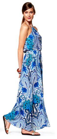 Lovely Summer Maxi Dress