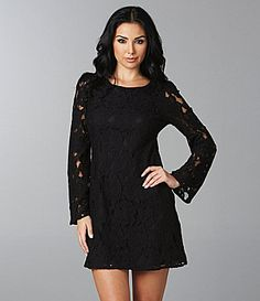 Dillards Black Dresses - RP Dress