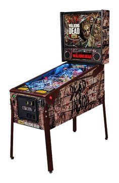 Stern Walking Dead LE Limited Edition Pinball Machine