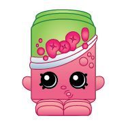 Soda Pops #1-090 Series: Series 1 Team: Party Food Finish: Glitter Rarity: Ultra rare Range : Shopkins FOUND IN      2 pack     5 pack     12 pack