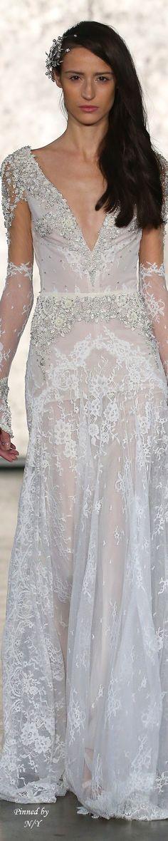 Inbal Dror Bridal Fall 2016