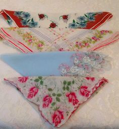 A personal favorite from my Etsy shop https://www.etsy.com/listing/460722982/vintage-womens-silk-cotton-nylon-hankies