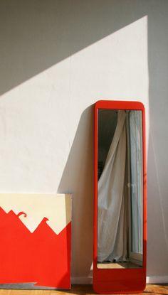 Miroir disponible sur L'Objet rare design
