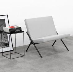 DL 2 Euclides easy chair