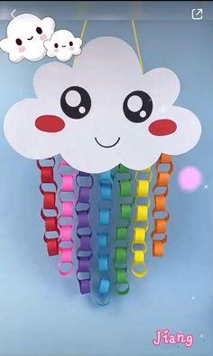 Hand Crafts For Kids, Daycare Crafts, Toddler Crafts, Preschool Crafts, Art For Kids, Projects For Kids, Fun Diy Crafts, Paper Crafts For Kids, Craft Activities For Kids