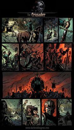 Darkest Dungeon Presents: The Crusader
