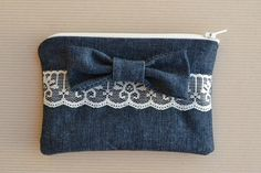 Craftaphile: Pattern Testing : Little Bow Zipper Wallet