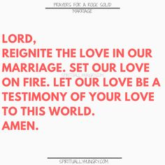 Marriage prayer - 30 Prayers For A Strong Marriage – Marriage prayer Prayer For My Marriage, Godly Marriage, Happy Marriage, Love And Marriage, Relationship Prayer, Godly Wife, Couples Prayer, Relationship Repair, Broken Marriage
